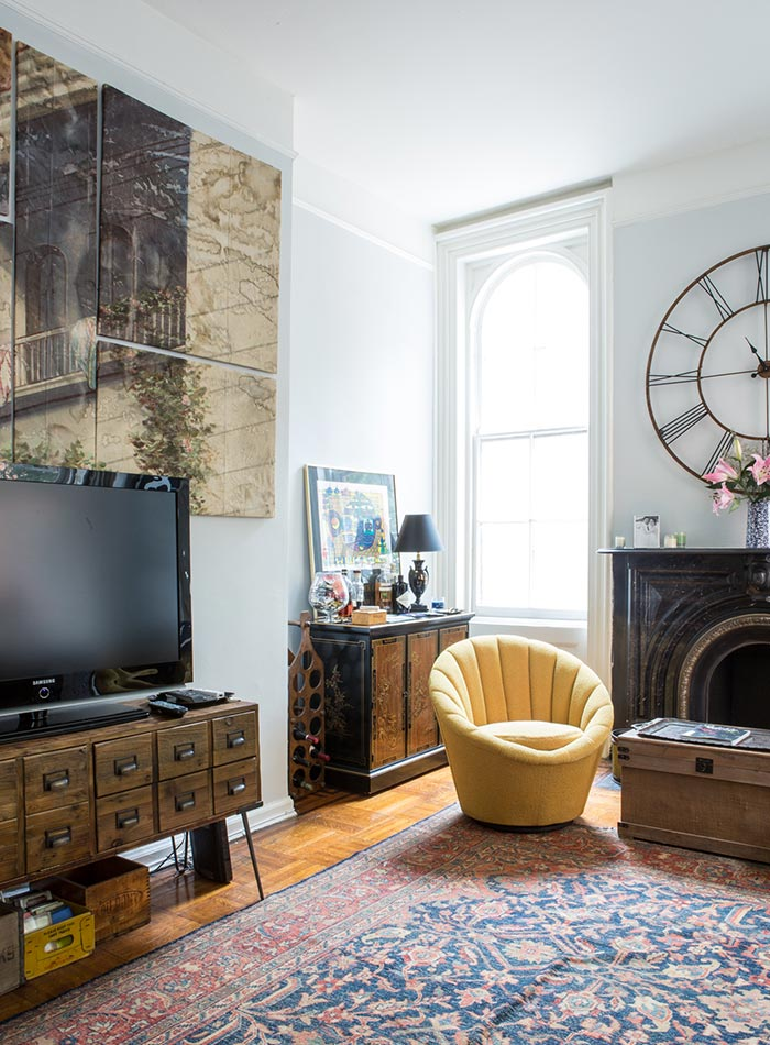 Desirable Original Details in Brooklyn Heights, Design*Sponge