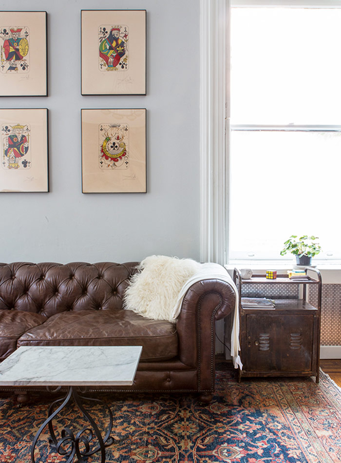 a 150 year old apartment in brooklyn heights design sponge