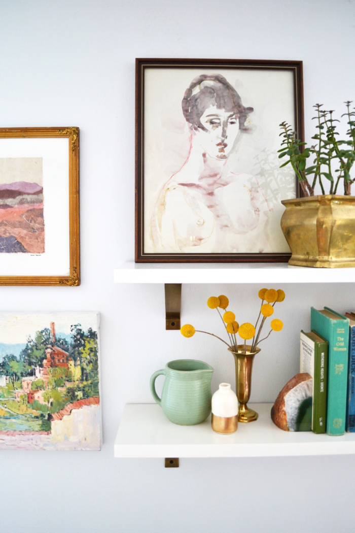 Overlooking NYC, A Lofted Studio Filled with History – Design*Sponge