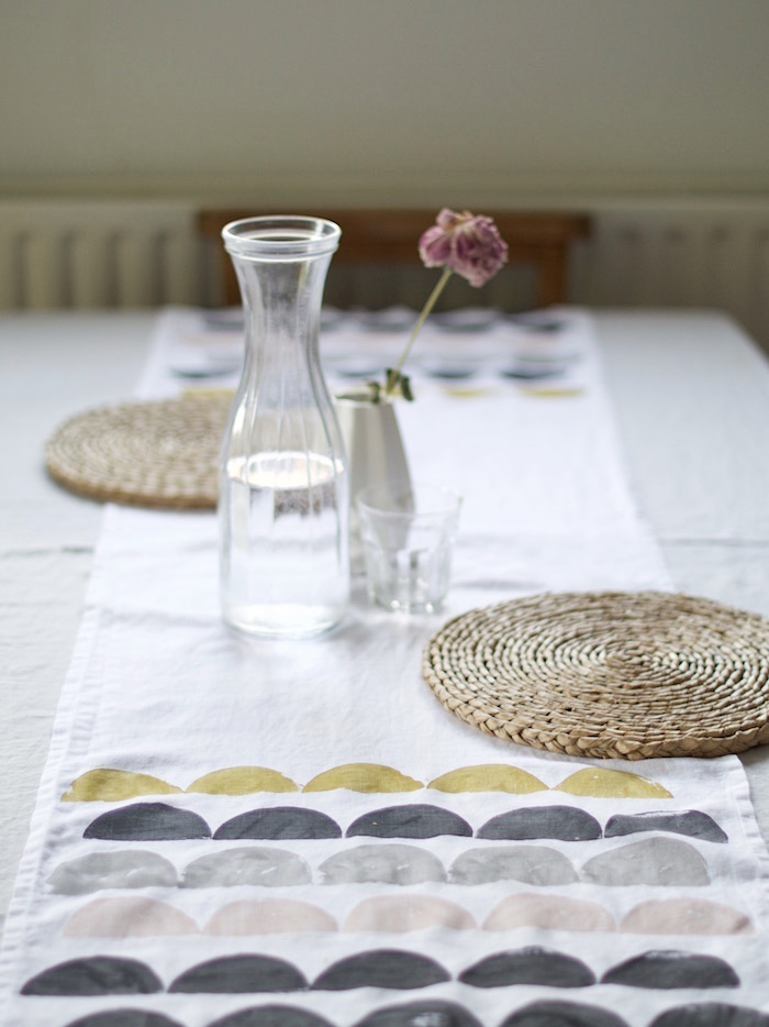 Decoration Table Lapin