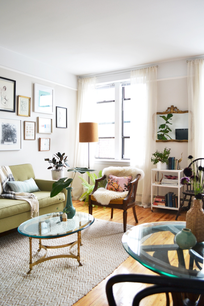 Overlooking Nyc Lofted Studio Filled History