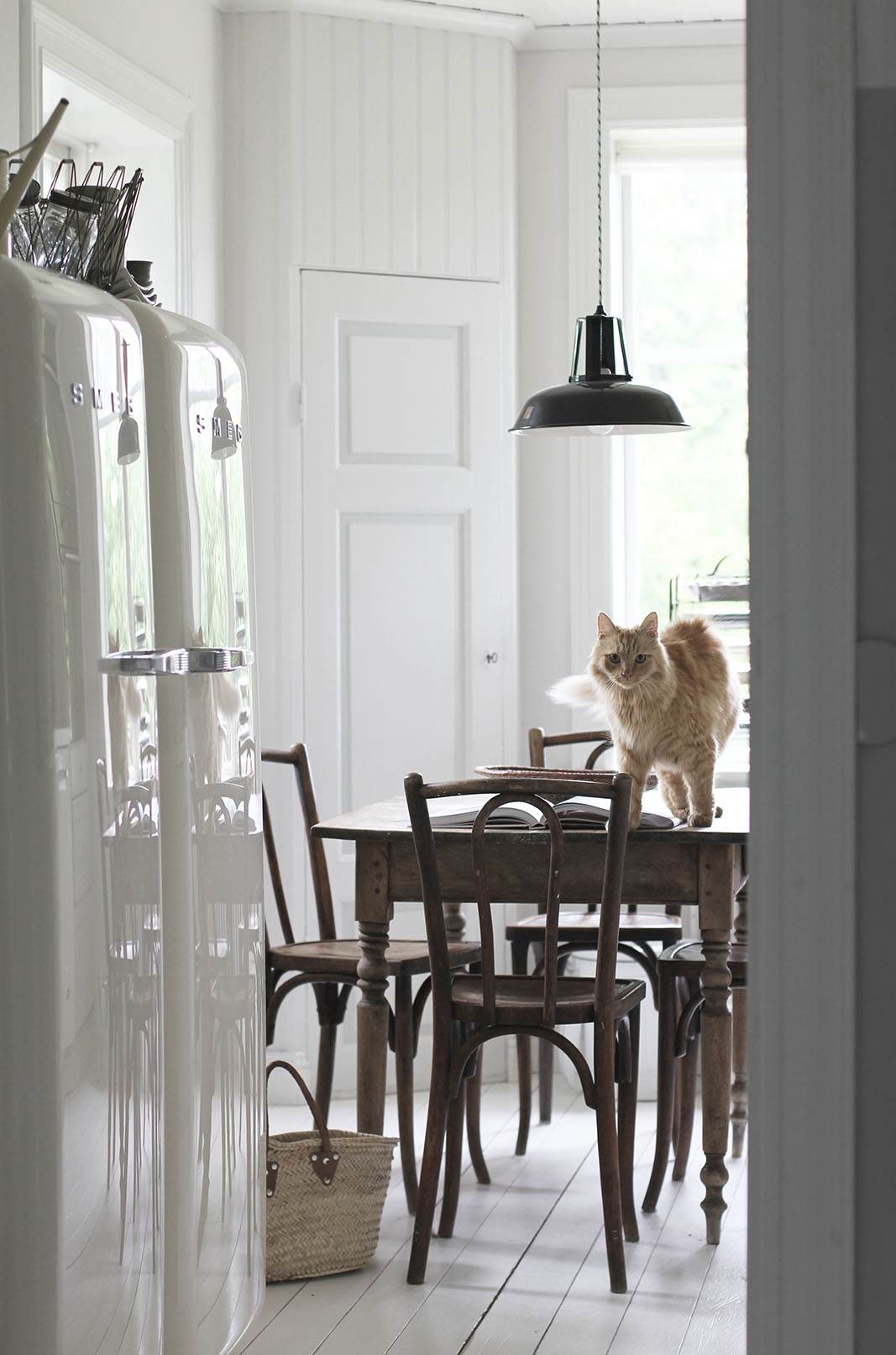 A Stylist's Island Nest in the Stockholm Archipelago, on Design*Sponge