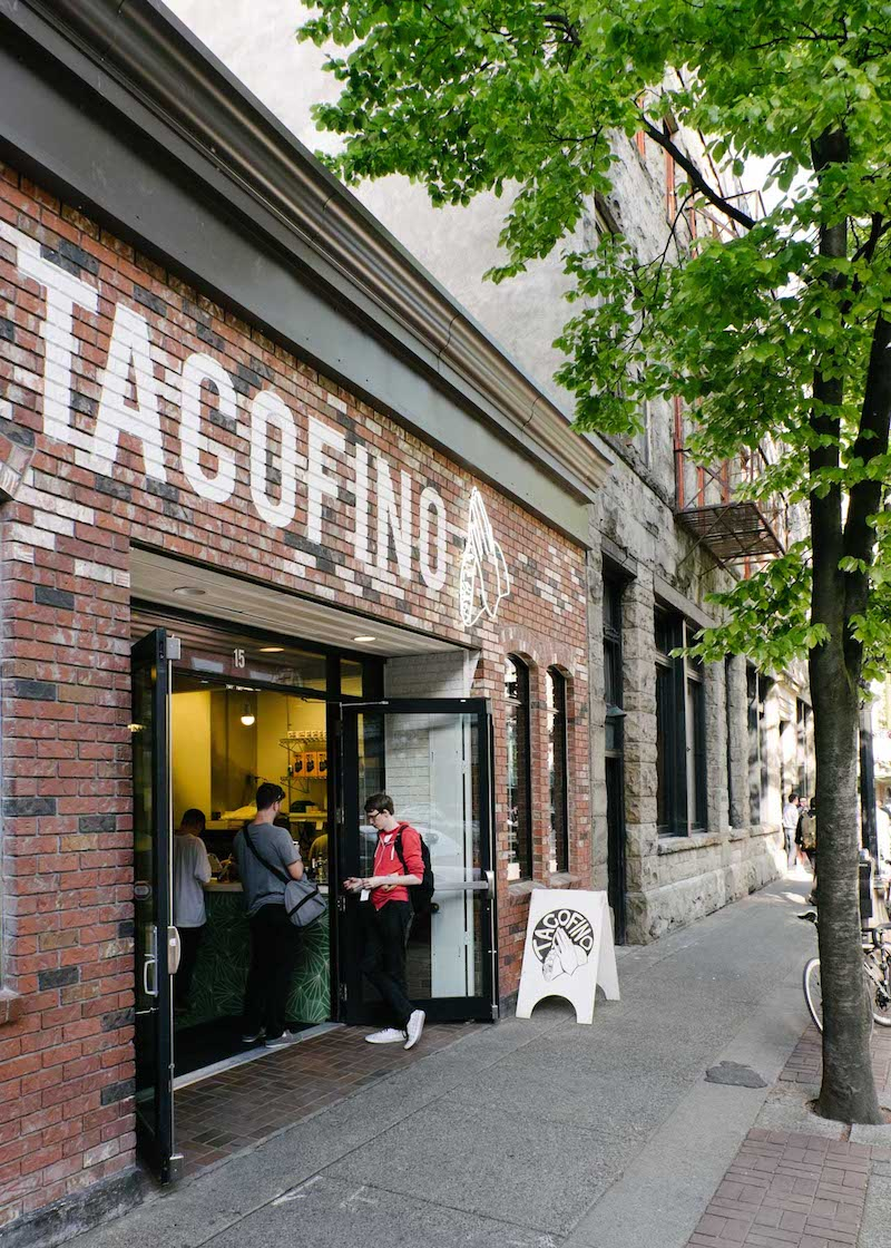1330 Tacofino — Field & Forest