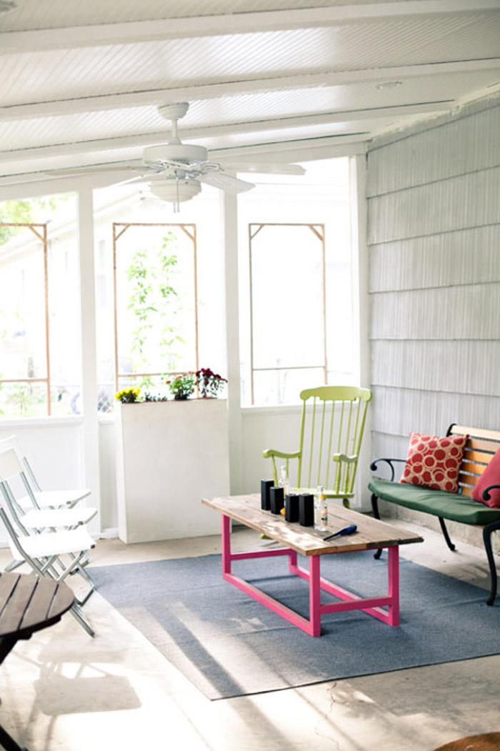 18 Patios, Porches and Sunrooms that Make Us Swoon | Design*Sponge