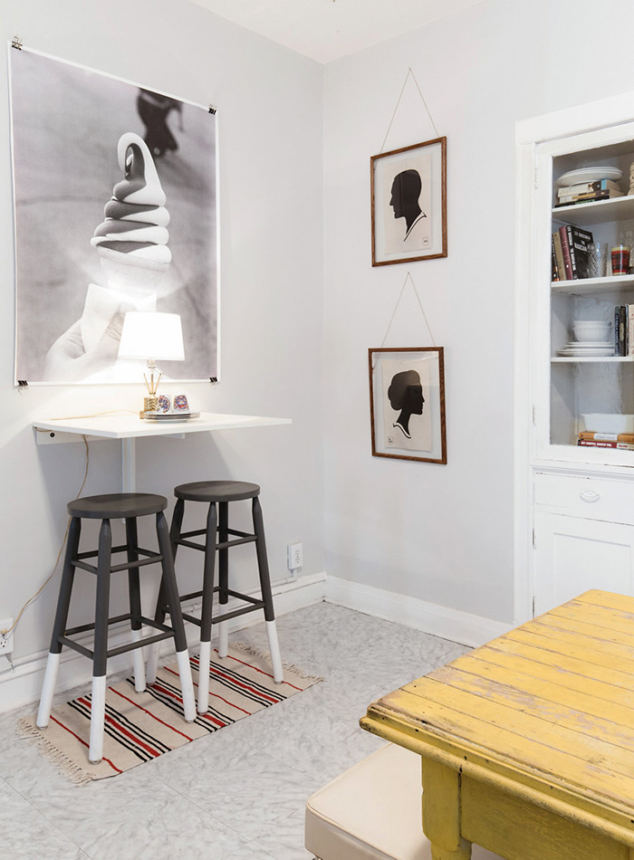 D*S Team Tours: Garrett's Chicago Greystone, Design*Sponge