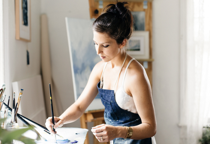 Studio Tour: Emily Jeffords | Design*Sponge