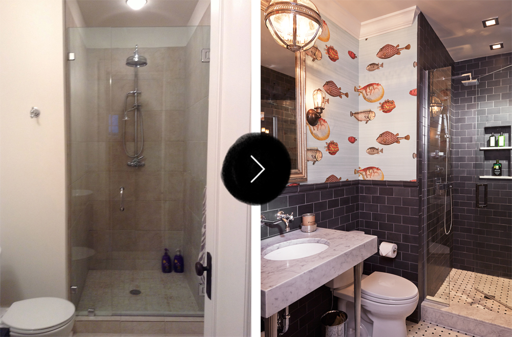 Before & After: An Ann Arbor Home with Heart, on Design*Sponge