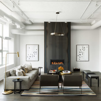 Before & After: The Merchandise Building Loft