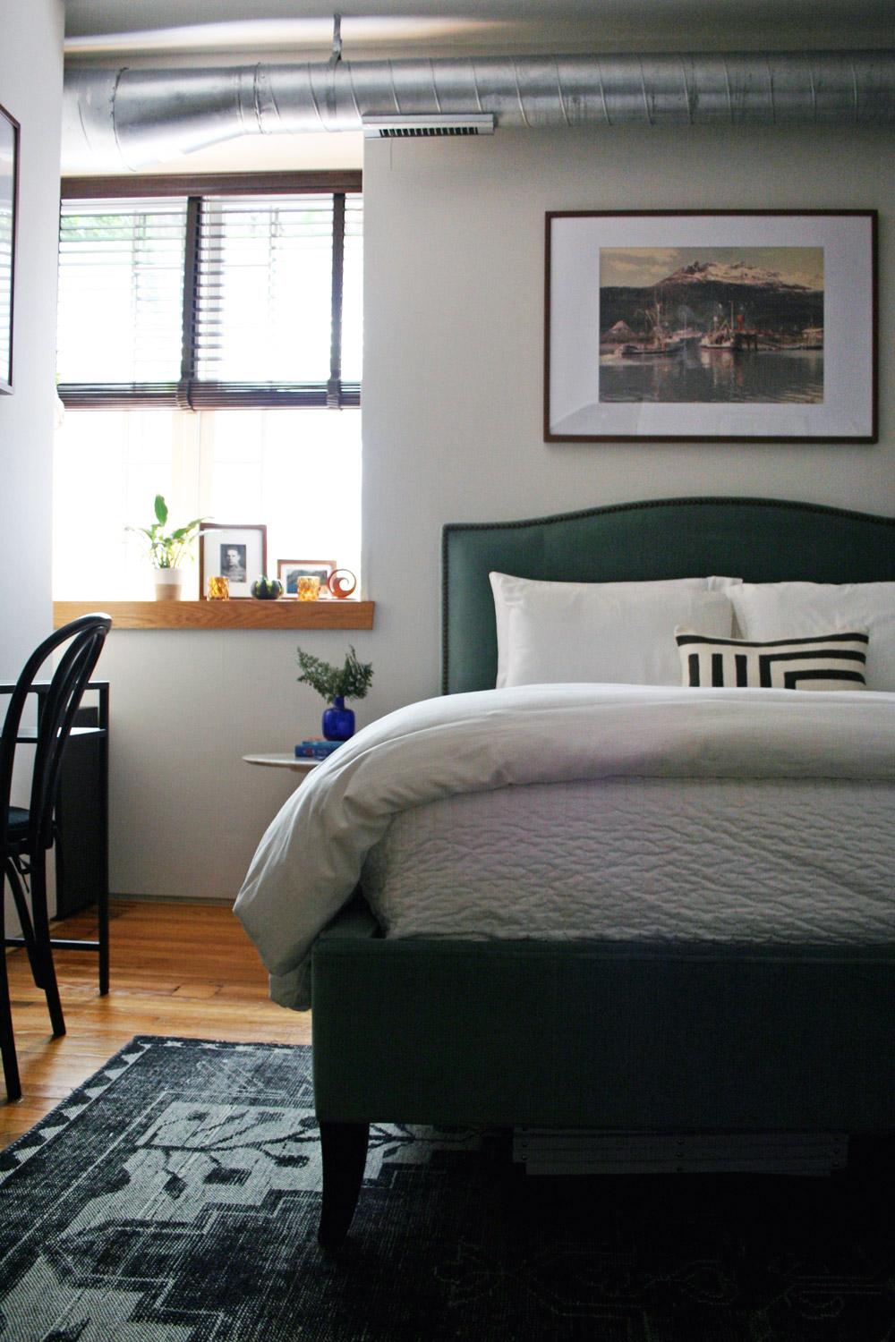 Settling Into a Baltimore Home With History, on Design*Sponge