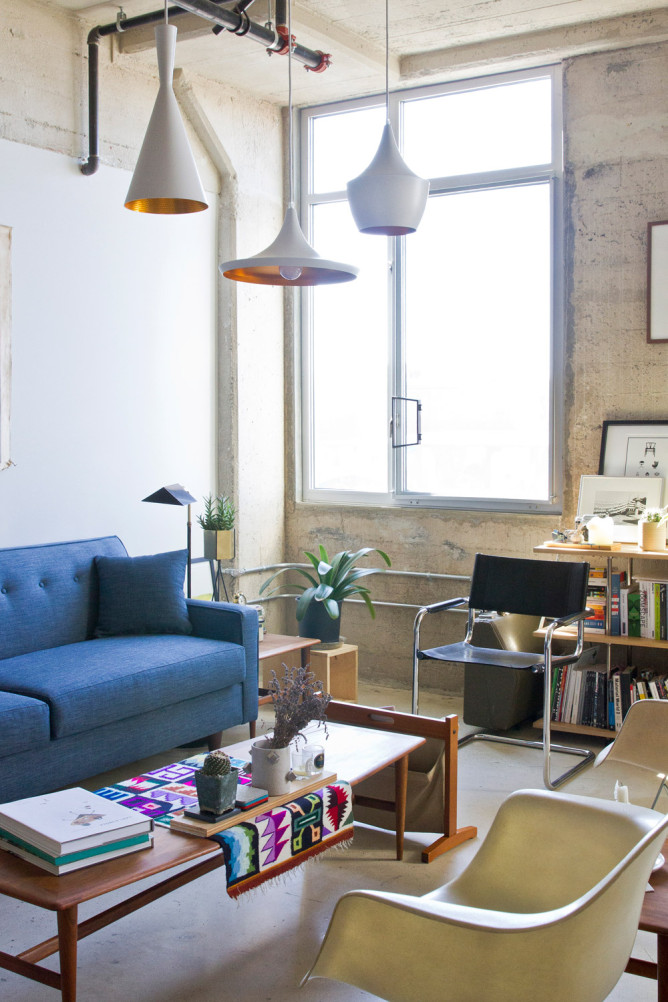 A Forever Home in Downtown Los Angeles, on Design*Sponge