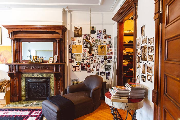 A Brooklyn Brownstone Built Around Family and History, Design*Sponge