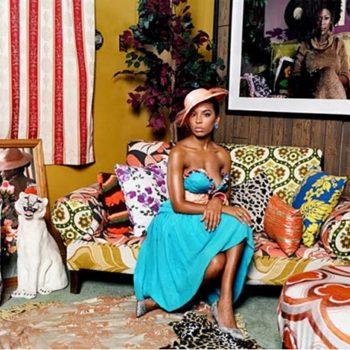 Fine Art Focus: Mickalene Thomas