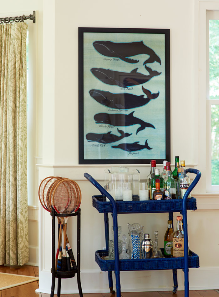 A Seaside, Summer Home in New York, Design*Sponge