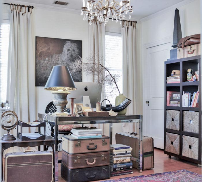 A Floral Designer's Romantically Styled Home in Savannah, GA | Design*Sponge
