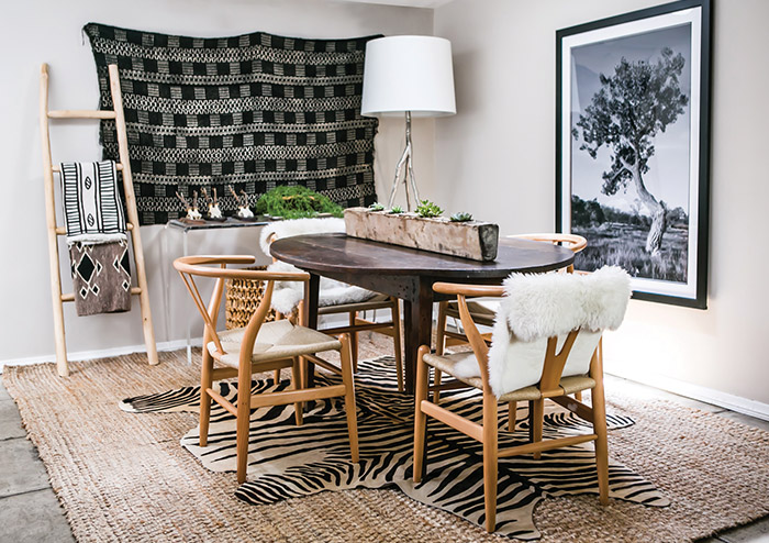 In West Hollywood, a Jungle-Inspired Bungalow, Design*Sponge