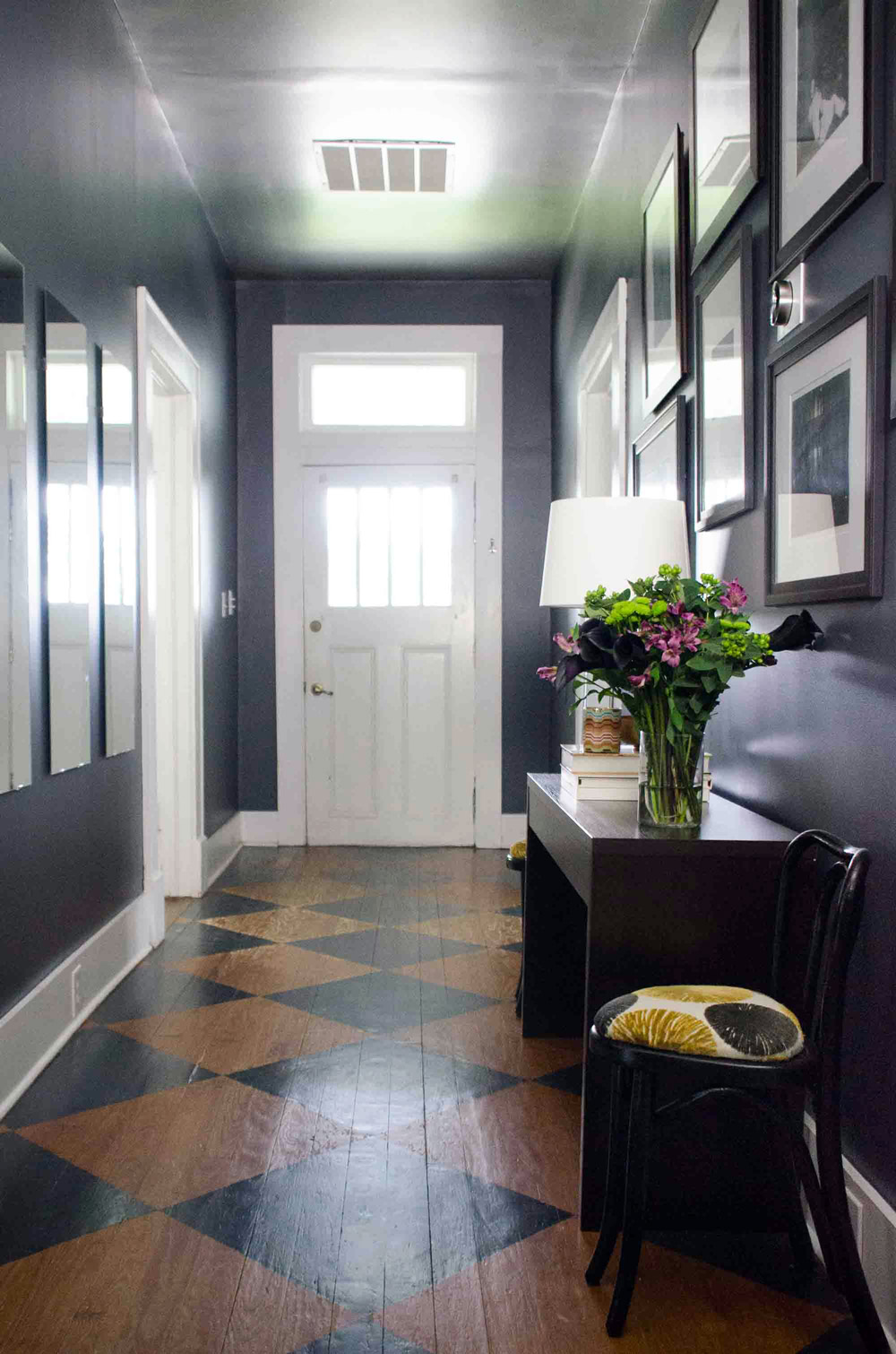 Before & After: A Cozy and Sophisticated Bungalow for Dad, on Design*Sponge