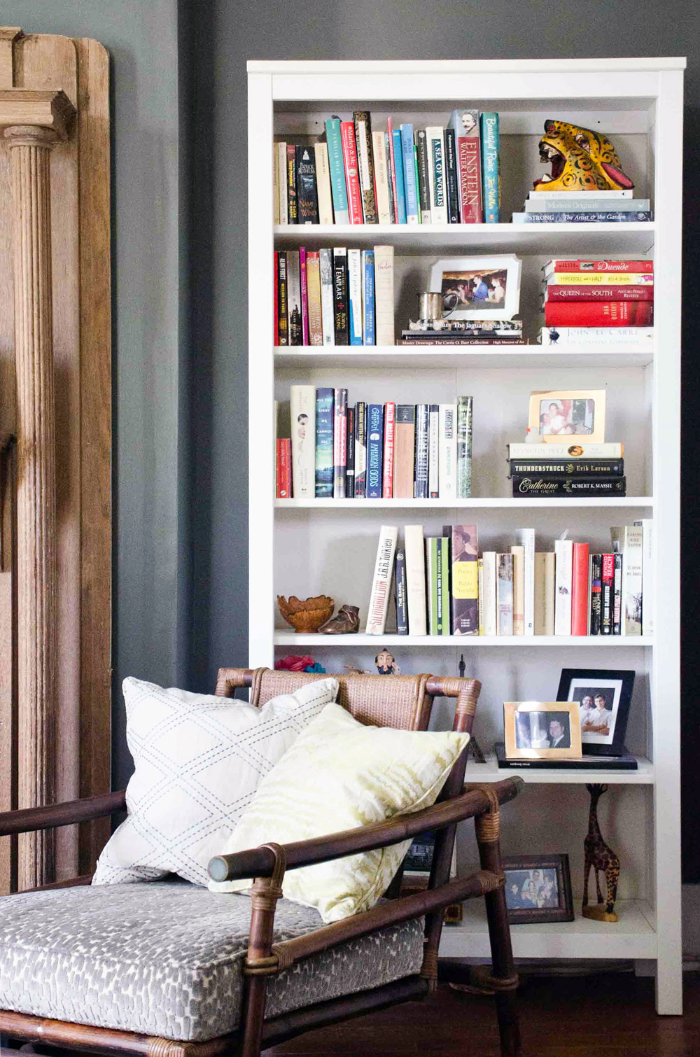 Before & After: Before & After: A Homey and Sophisticated Bungalow for Dad, on Design*SpongeA Sophisticated Bungalow for Dad, on Design*Sponge