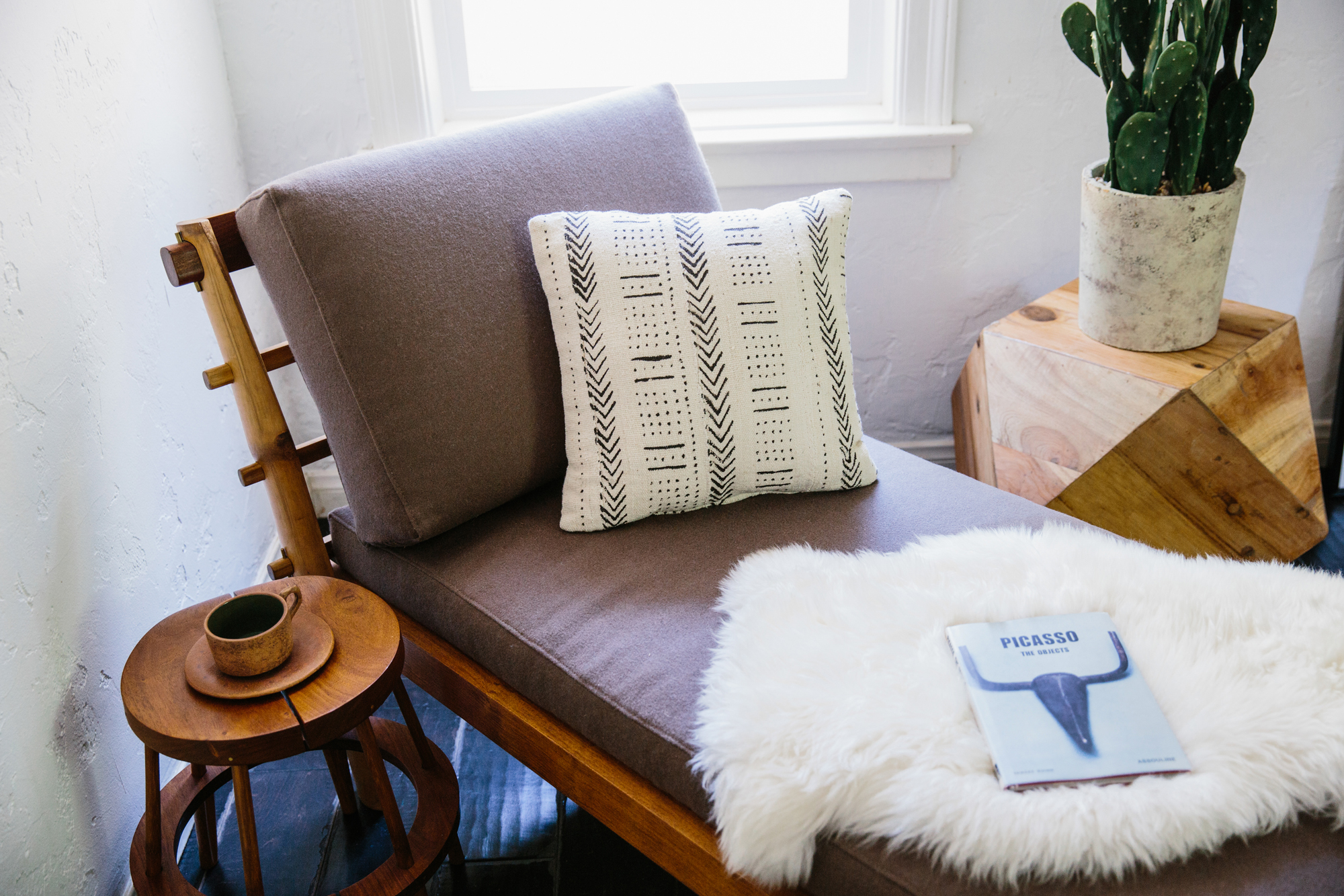 An Airy Los Angeles Treehouse, on Design*Sponge