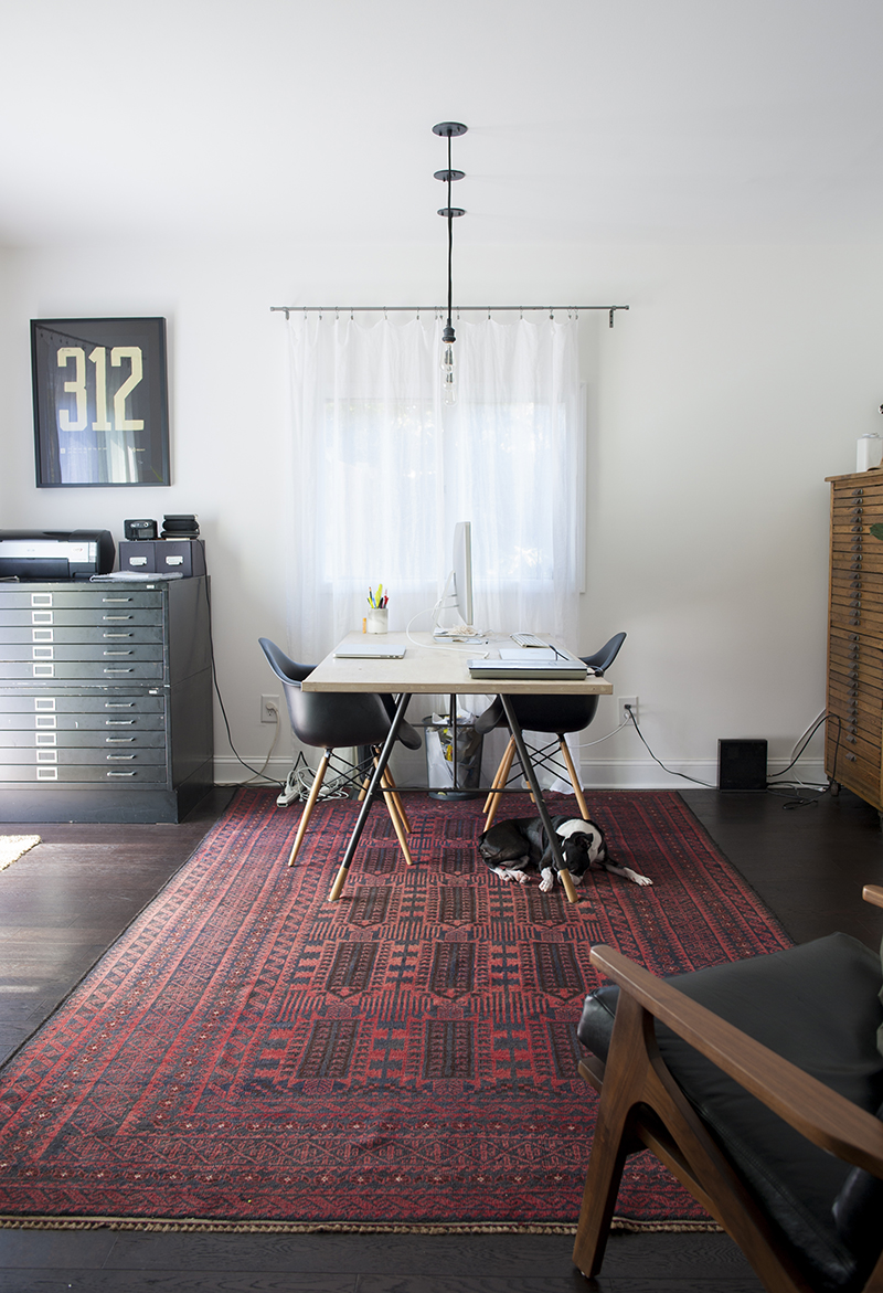 A Modernized Charmer for Creatives in Pennsylvania, Design*Sponge