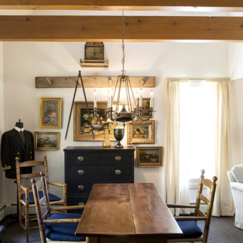 Three Decades of Antiques At Home in Lafayette, New Jersey