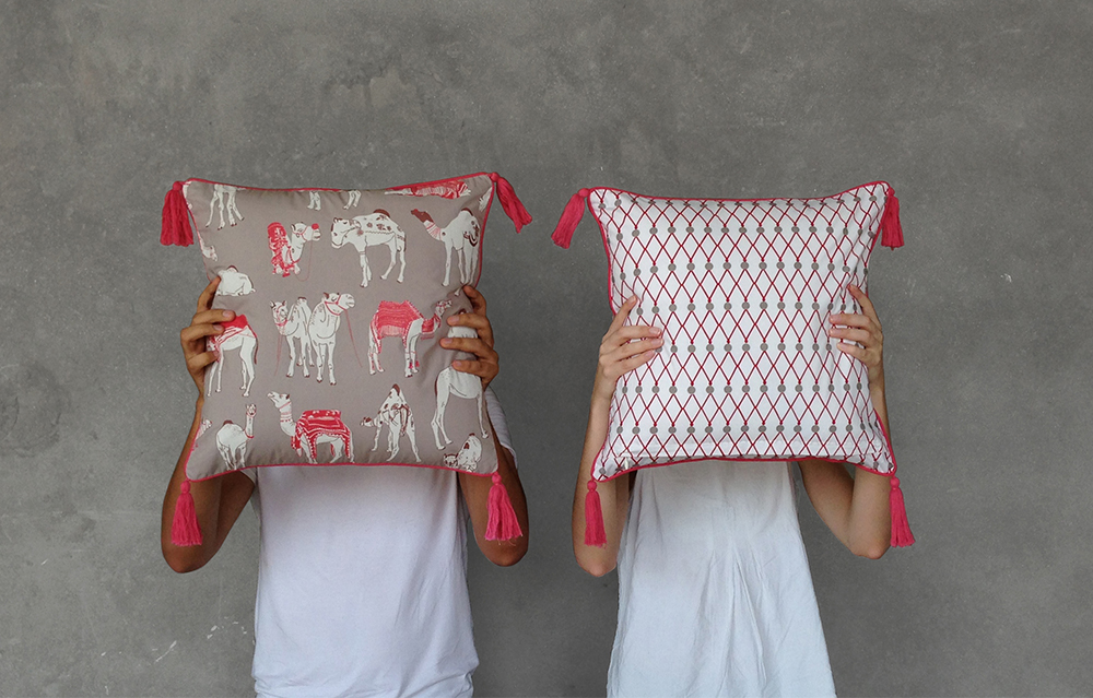 Safomasi products_Pushkar collection_different different camels cushions