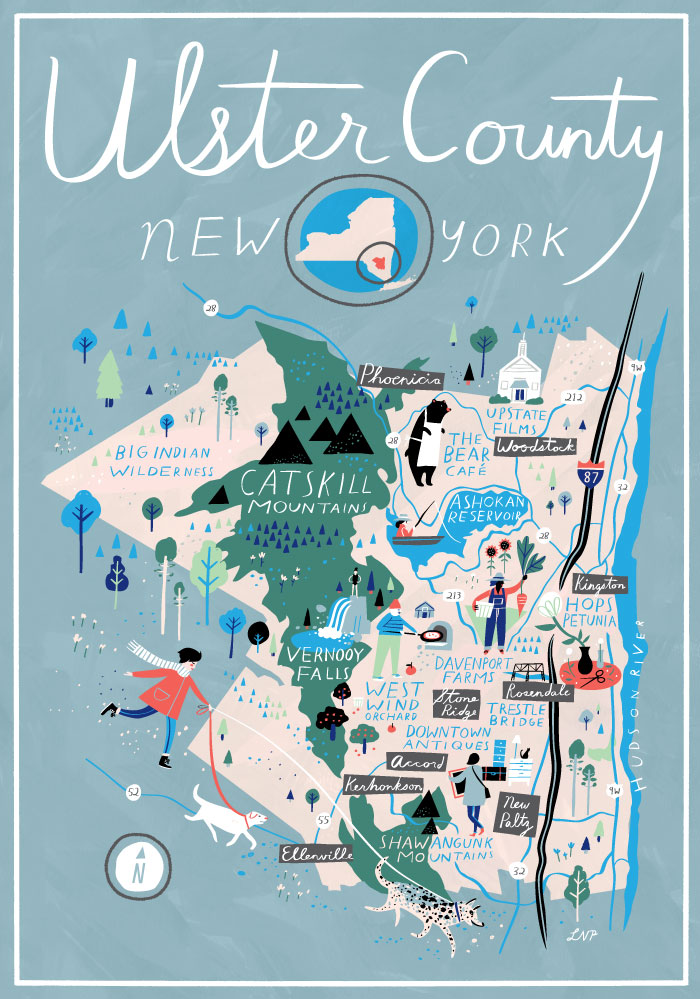Ulster County, New York Guide – Design*Sponge