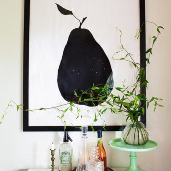 DIY Large-Scale Picture Frame