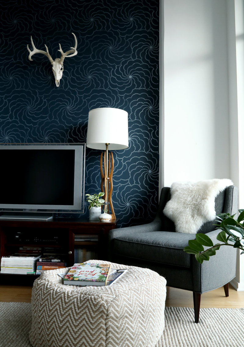 Dark Living Room Ideas: Why Dark Walls Work In Small Spaces