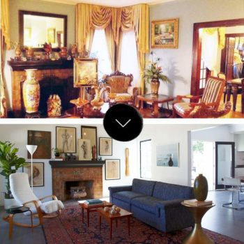 Before & After: Upgrading to Danish Modern in California