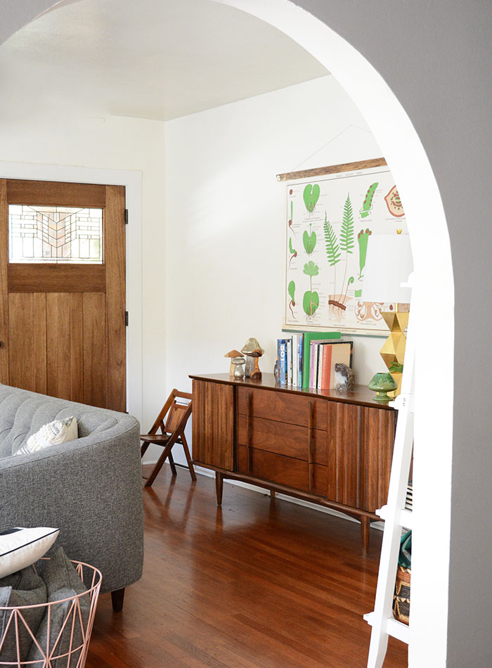 Hitting 'Refresh' on a 1920s-Era Bungalow, Design*Sponge