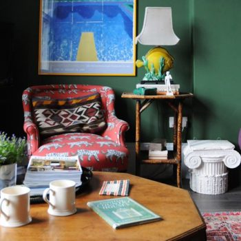 Why Dark Walls Work in Small Spaces
