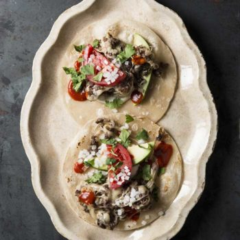 In the Kitchen With: Alex Stupak's Cheeseburger Tacos