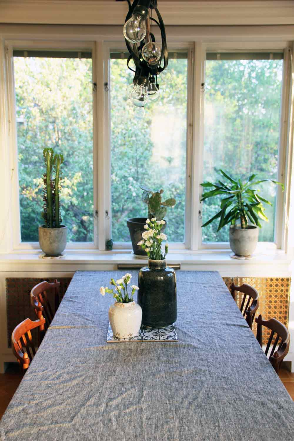 A Kurbits Villa Filled With Swedish Folk Art, on Design*Sponge