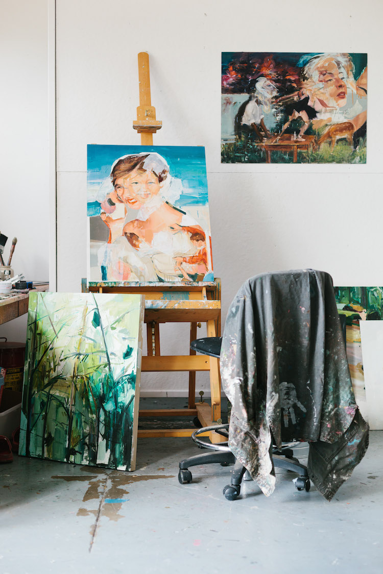 Studio Tour: Emma Fineman