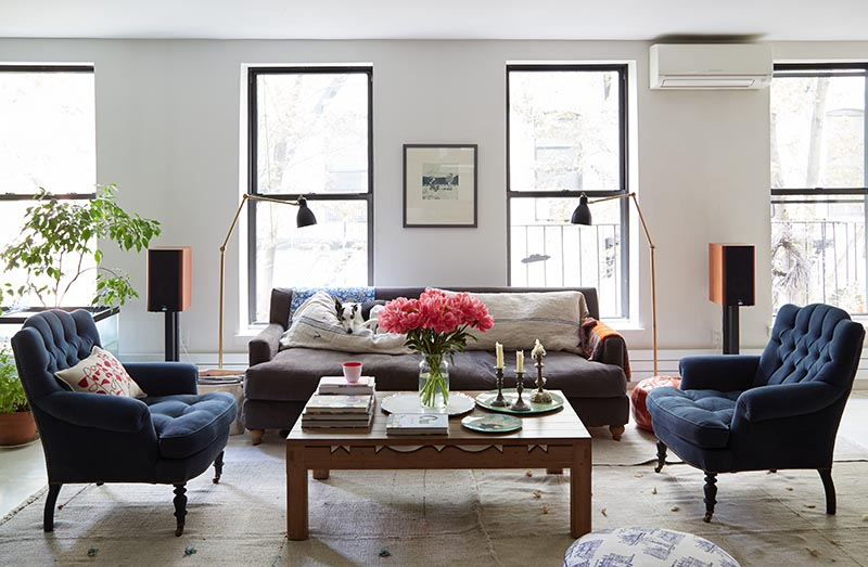 An East Village Home For A Talented Couple