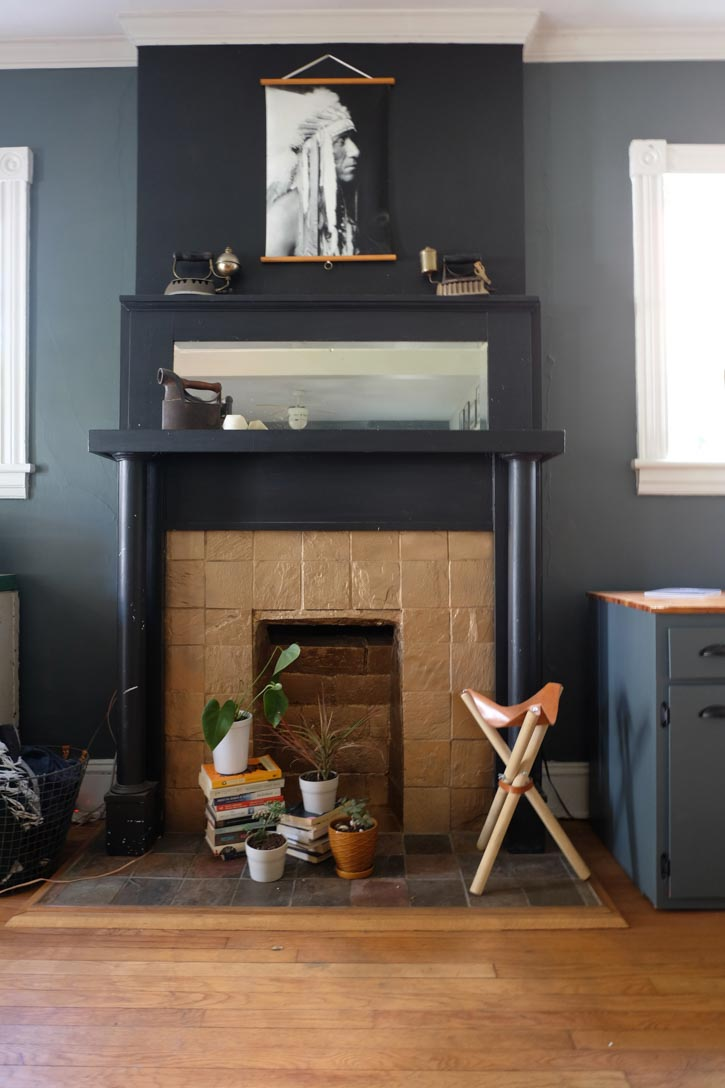 19 of Our Favorite Fireplaces of the Year | Design*Sponge