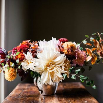 A Nashville Thanksgiving Tablescape