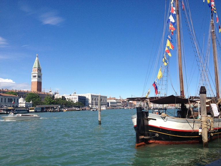 12. San marco view from Punta della Dogana museum