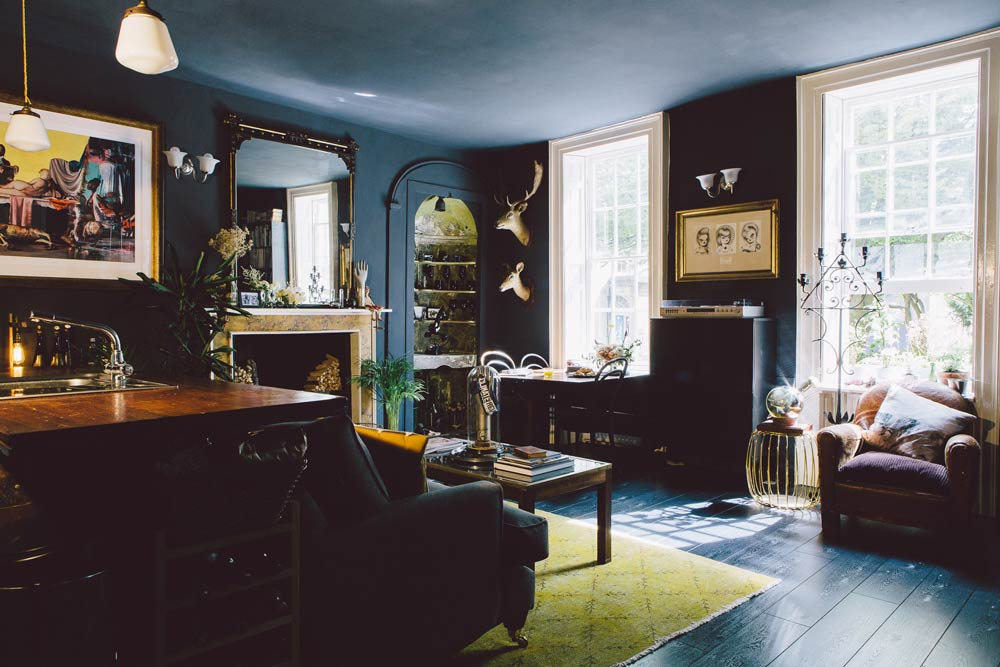 A Gorgeous Georgian Home in Bristol City, on Design*Sponge
