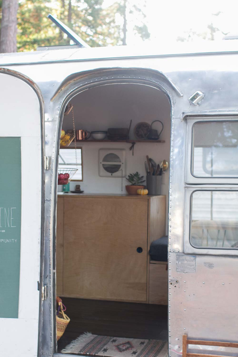A Vintage Airstream Adventure on the Road, on Design*Sponge