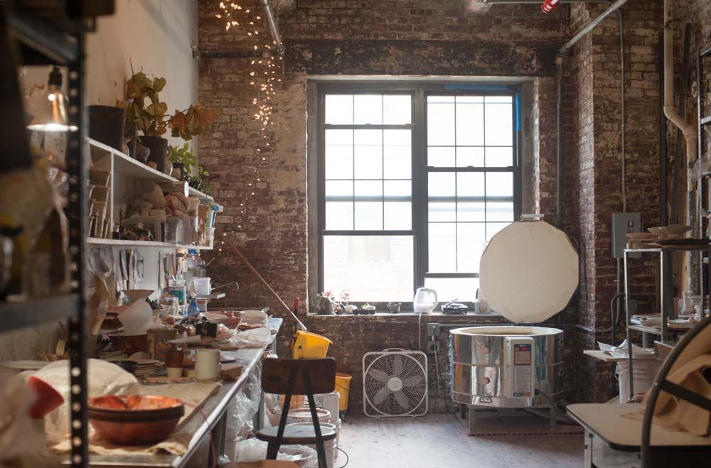 Studio Tour: MONDAYS, on Design*Sponge