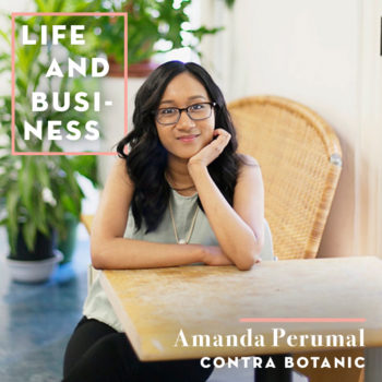 Life & Business: Amanda of Contra Botanic