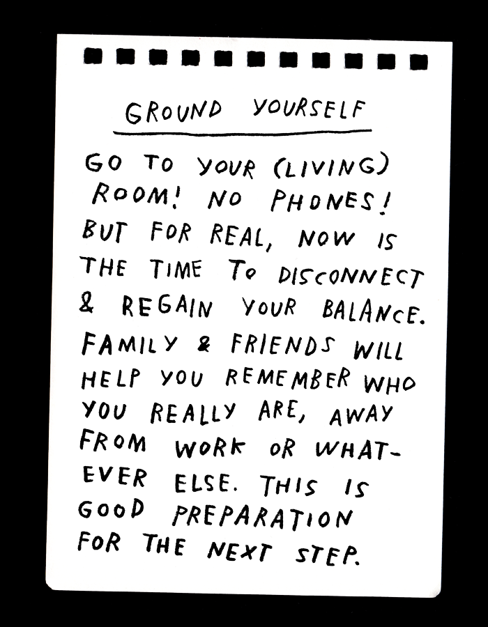 Ground Yourself