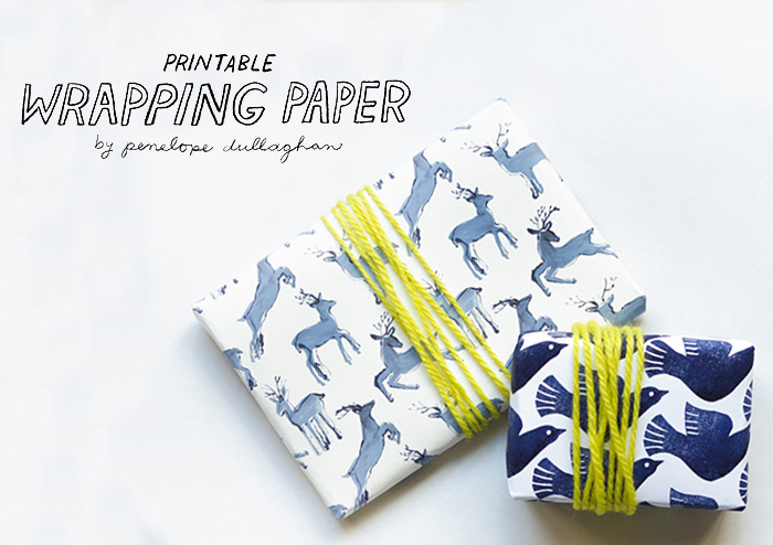 photograph about Printable Watercolor Paper named Printable Freebie: Trip Wrapping Paper Structure*Sponge