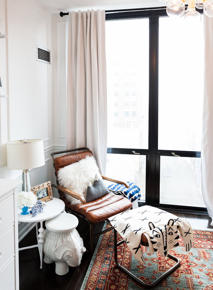 A Chicago Family's No-Holds-Barred Highrise, Design*Sponge