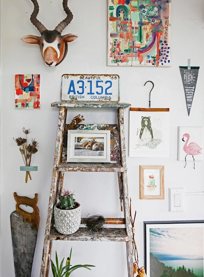 In Canada, a Dog Lover's Century-Old Rental, Design*Sponge