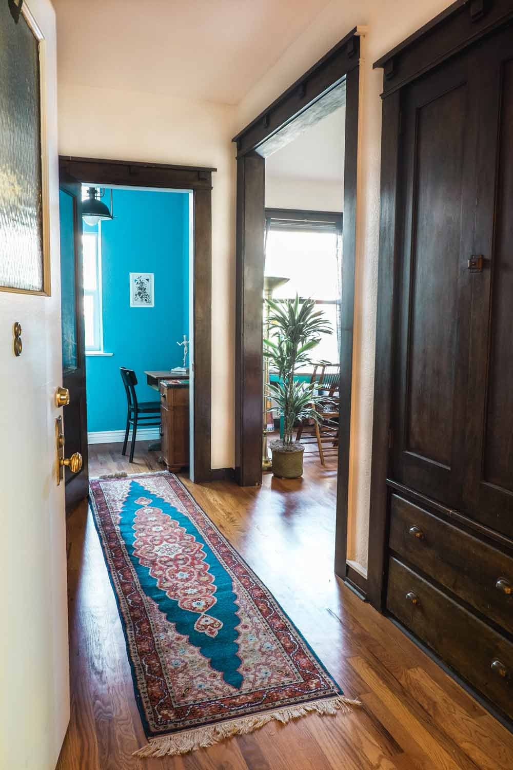 Before & After: A Fun and Affordable Treasure Hunt, on Design*Sponge