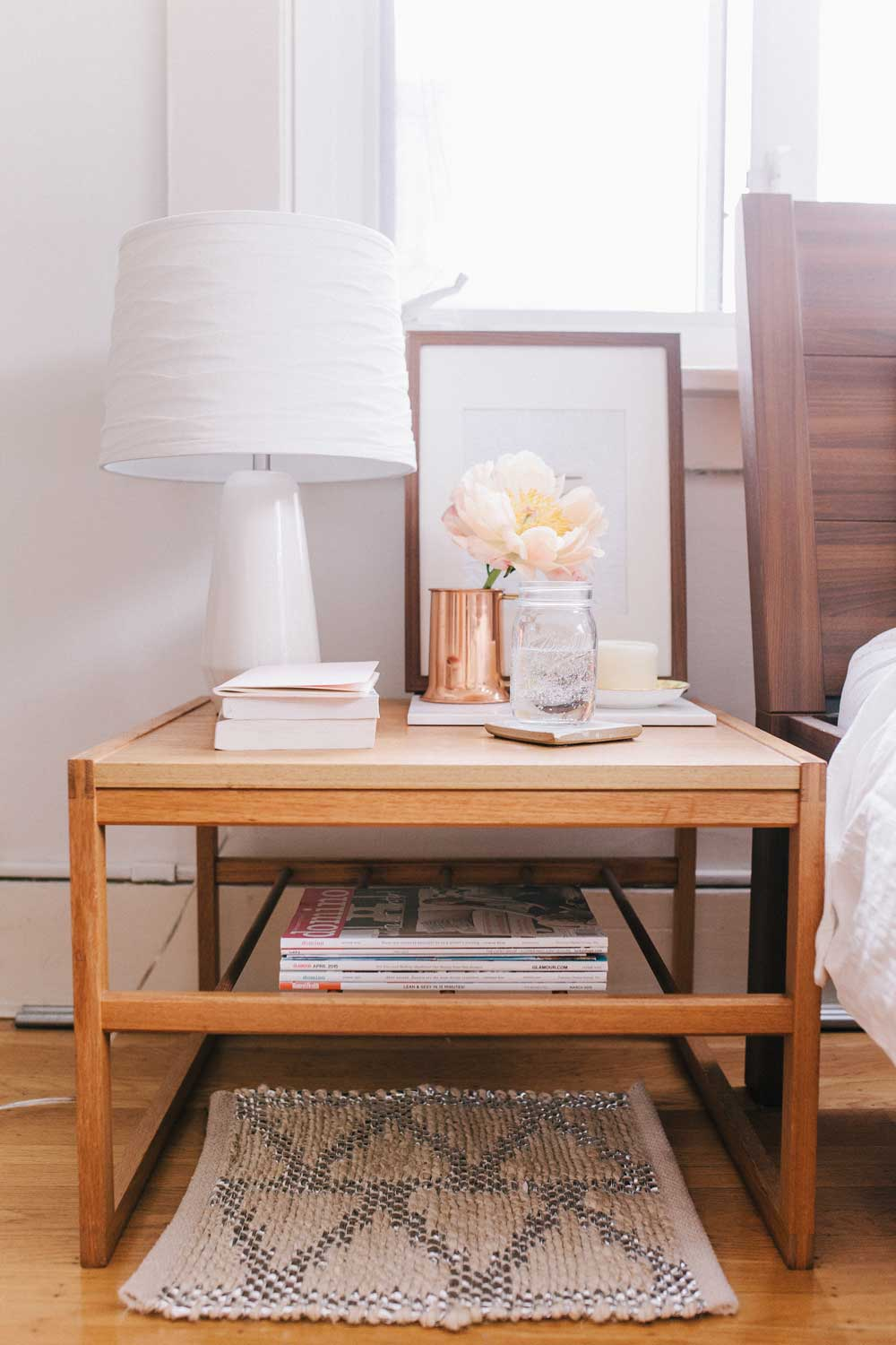 A Stylist's Vintage Hotel Home in Vancouver, on Design*Sponge