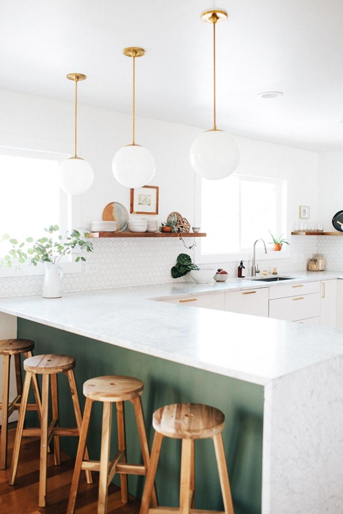Before & After: A Fixer Upper Home Gets a New Kitchen   Design*Sponge