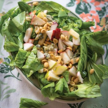 In the Kitchen With: Nicole Taylor's Apple and Bok Choy Salad